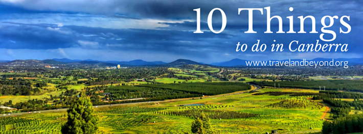 Thumbnail image for 10 Things to do in Canberra