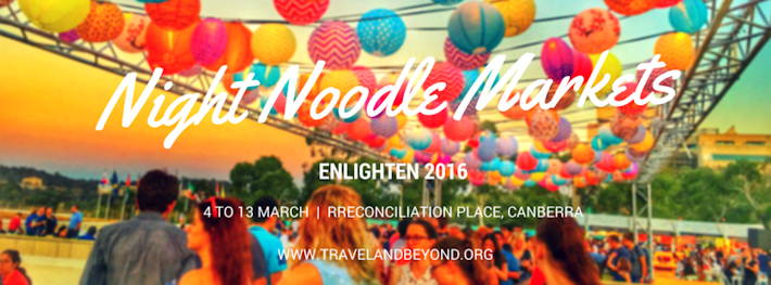 Enlighten Night Noodle Markets 2016