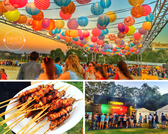 Enlighten Night Noodle Markets Travel and Beyond