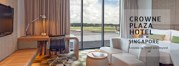 Thumbnail image for Crowne Plaza Hotel Changi Airport – Combining Comfort with Convenience