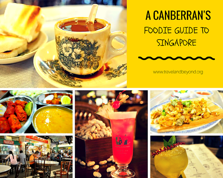 Foodie Guide to Singapore
