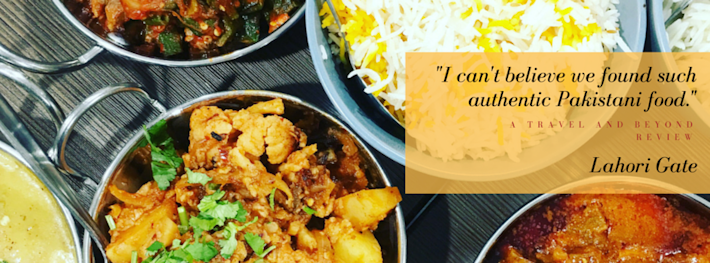 Thumbnail image for Pakistani Food in Canberra – Lahori Gate Restaurant Review