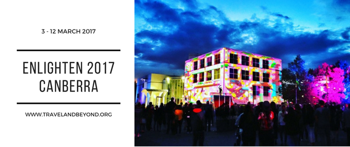 Thumbnail image for Enlighten 2017 – A Canberra art and food festival