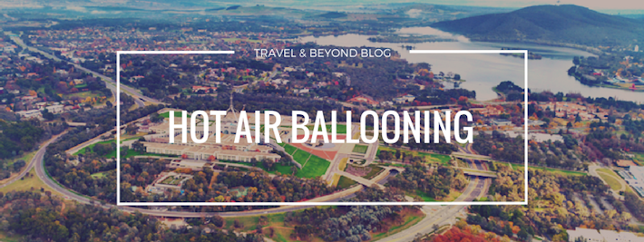 Thumbnail image for Hot Air Ballooning in Canberra