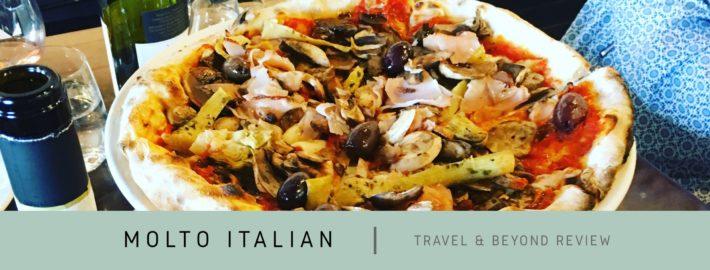 Thumbnail image for Molto Italian on the Kingston Foreshore